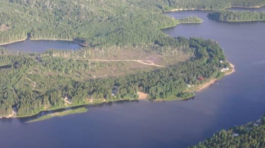 Ein kanadischer Fluss wird juristische Person